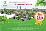 Dự án nằm trên khu đất rộng 32 ha, tọa lạc tại mặt tiền Tỉnh lộ 824, thuộc trung tâm đô thị Tây Bắc Thành phố Hồ Chí Minh.