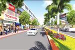 Giai đoạn một là phố thương mại Phúc Lộc, phù hợp cho các cư dân thích cuộc sống năng động với môi trường kinh doanh thương mại rộng mở.