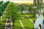 Bên cạnh khu nhà ở, chủ đầu tư còn chú trọng đầu tư vào hệ thống cơ sở hạ tầng, xã hội cho toàn khu, trong đó nổi bật có khu công viên cây xanh với diện tích trải rộng trên 90.000 m2.