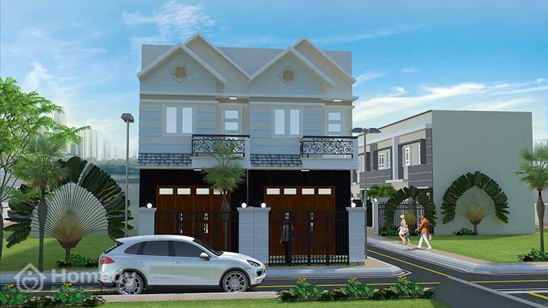 Dự án Khu nhà phố Vạn Xuân Home TL13 TP Hồ Chí Minh - ảnh giới thiệu
