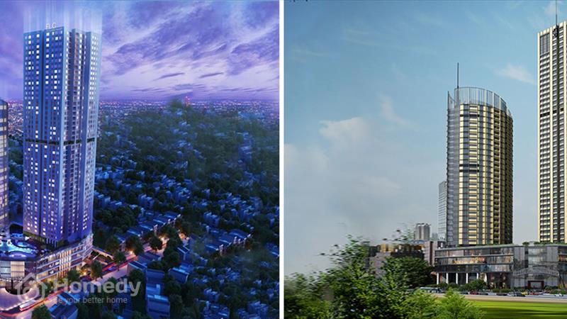 Dự án Tòa nhà FLC Twin Towers Hà Nội - ảnh giới thiệu
