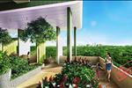 Ngoài ra, FLC Twin Towers còn tới ba khu vườn, trong đó có một vườn treo giữa hai khối nhà cho cư dân nhằm tạo thêm nhiều không gian xanh thư giãn trong lòng thành phố. Vườn treo thứ hai sẽ được thiết kế bên khu vực chung cư để tăng tiện ích cho cư dân sinh sống với đài phun nước, lối đi bộ và các khu vực tiện ích khác. Trên tầng thượng của tòa nhà cũng được thiết kế một khu vườn sinh thái thư giãn kiểu Nhật, nhằm phục vụ tối đa nhu cầu nghỉ dưỡng của cư dân.