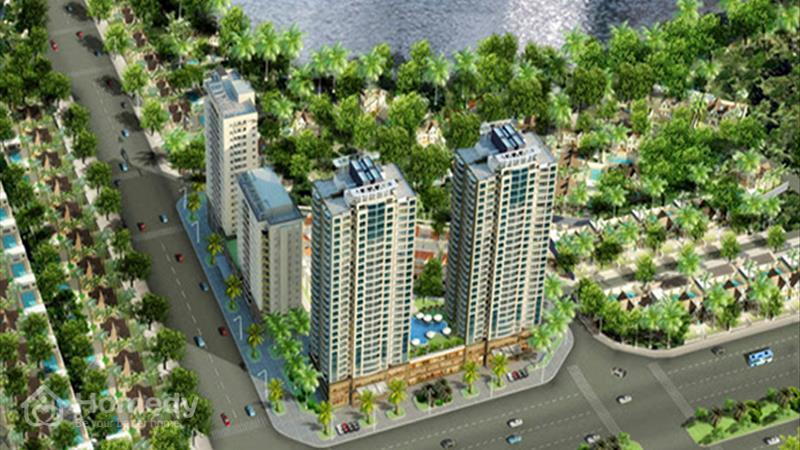 Dự án Tây Hồ Residence Hà Nội - ảnh giới thiệu