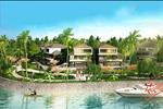 Jamona Home Resort là một trong những khu biệt thự hiếm hoi tại thành phố sở hữu bến du thuyền riêng nằm ngay trong nội khu dự án.