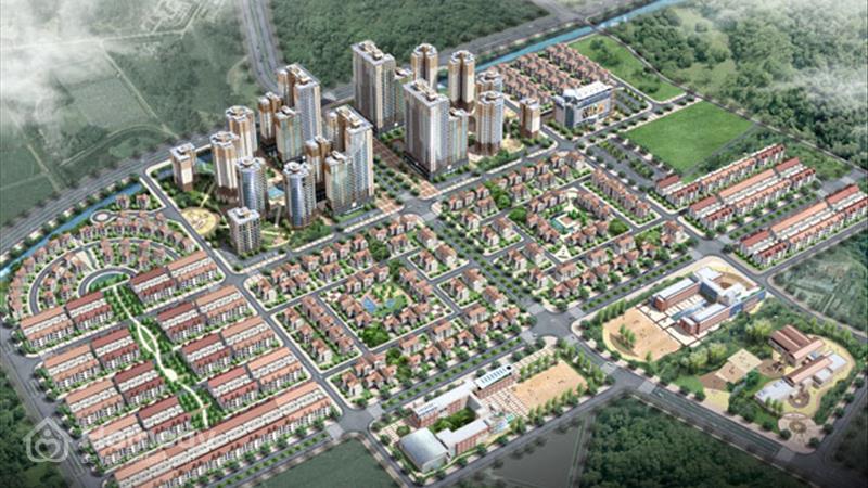 Dự án Khu đô thị Mỹ Đình I - ảnh giới thiệu