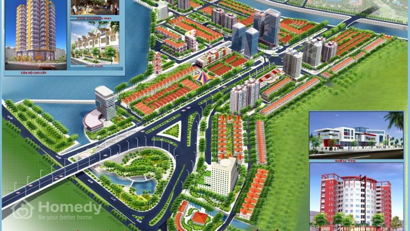 Dự án Khu đô thị Đông Nam Thủy An Thừa Thiên Huế - ảnh giới thiệu