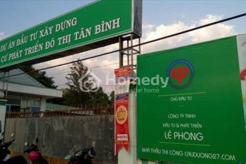 Khu cân cư Phát triển Đô thị Tân Bình
