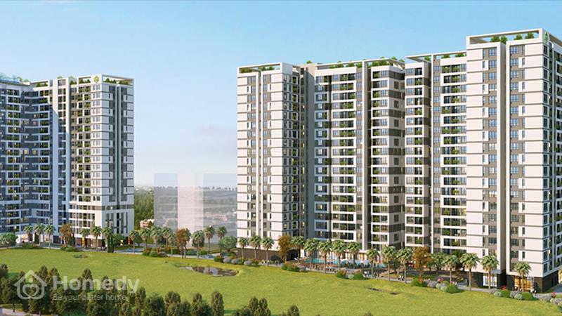 Dự án căn hộ Botanica Premier - Không gian xanh giữa thành phố - ảnh giới thiệu