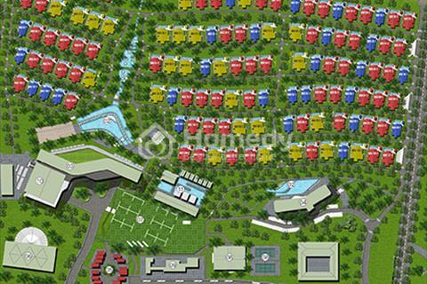 Khu biệt thự Movenpick Cam Ranh