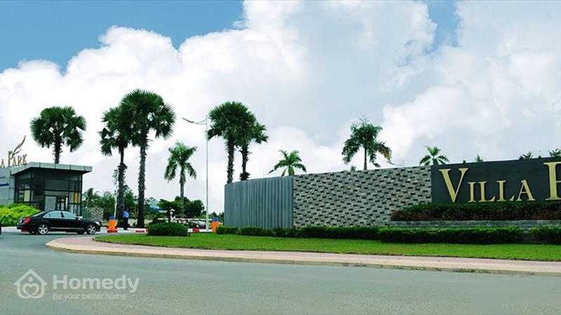 Dự án Khu biệt thự Villa Park quận 9 TP Hồ Chí Minh - ảnh giới thiệu