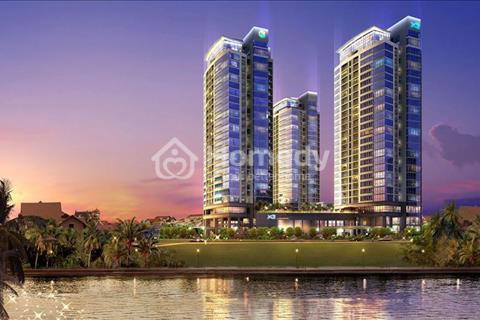 Cho thuê căn hộ tại Xi Riverview- 190 Nguyễn Văn Hưởng, quận 2. Căn 3 PN, nội thất cao cấp, view sông Sài Gòn rất đẹp.