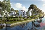 Khu biệt thự Villa Park là một sự kết hợp tinh tế giữa không gian xanh thiên nhiên và những tiện ích nghỉ dưỡng hiện đại.