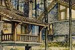 Biệt thự mùa đông hay Summit Villas & Sky Club là không gian biệt thự tĩnh lặng trên nền thung lũng ruộng bậc thang trải dài bất tận như một bức tranh thủy mặc vừa lãng mạn lại vừa hùng tráng.