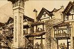 Biệt thự mùa thu hay Sapa Villas & Moutain Club là khu nhà phố với những căn nhà 2 tầng đơn giản mang đậm nét cổ điển kiểu Pháp nằm ngay giữa khung cảnh núi rừng Việt Nam.