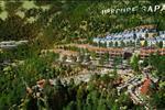 Toàn cảnh dự án Mercure Sapa Resort & Spa.