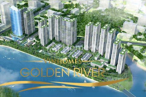 Khu đô thị Vinhomes Golden River Ba Son