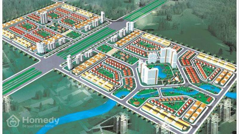 Dự án Khu đô thị Cienco 5 Mê Linh - ảnh giới thiệu