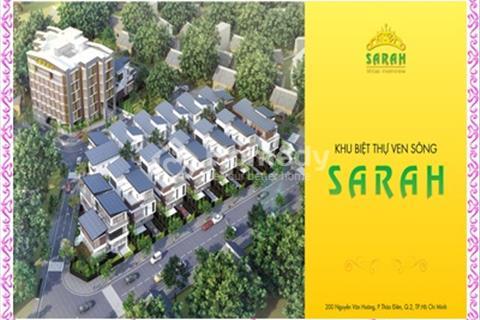 Khu biệt thự Sarah Villas Thảo Điền