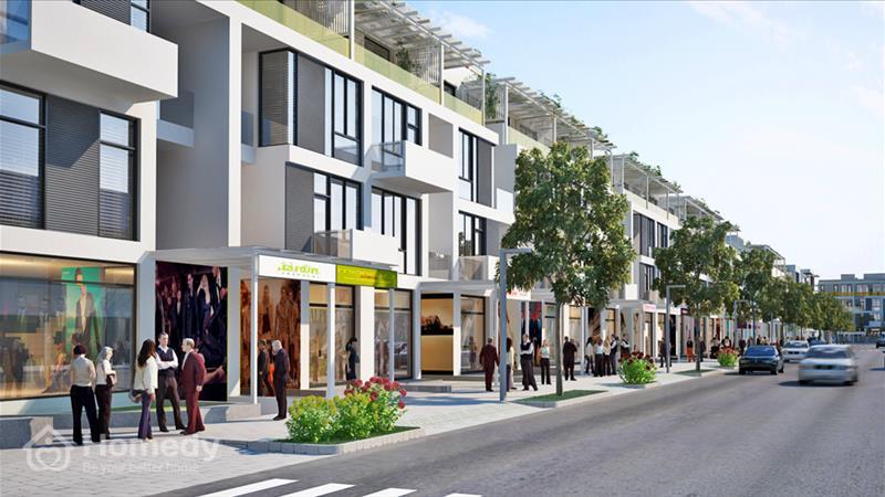 Dự án Khu nhà phố Ventura TP Hồ Chí Minh - ảnh giới thiệu