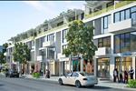 Khu nhà phố Ventura - City Homes thiết kế những căn nhà phố nằm gần nhau trên mặt tiền đường giúp thuận lợi để ở cũng như kinh doanh.