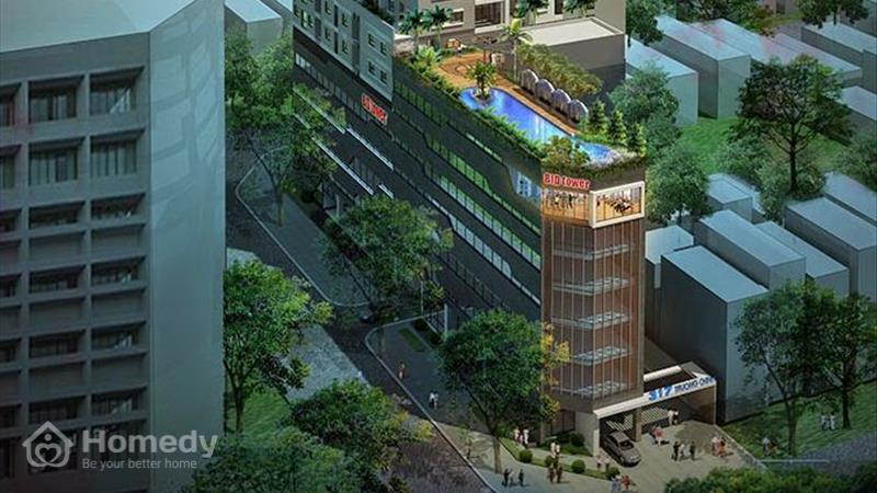 Dự án Tân Hồng Hà Complex - BID Tower - ảnh giới thiệu