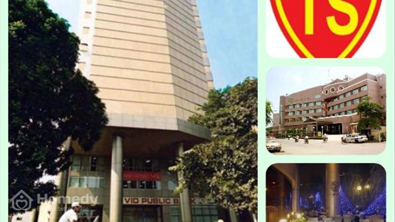 Dự án Tòa nhà Ha Noi Tung Shing Square Hà Nội - ảnh giới thiệu
