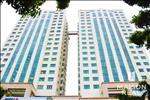 Tháp Hòa Bình bao gồm 2 tòa tháp, 1 tháp văn phòng và 1 tháp căn hộ cao cấp cho thuê. Mỗi tòatháp cao 22 tầng, 2 tầng hầm đỗ xe và bãi đỗ trực thăng.