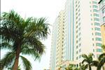 Thápcăn hộ cho thuê làkhách sạn Somerset Hòa Bình,gồm 206 phòngvới các loại phòng từ studio cho đến hai phòng ngủ cao cấp đầy đủ tiện nghi. Bất cứ khi nào đi công tác, thư giãn hay chuyển chỗ ở, Somerset Hòa Bình sẽ là địa điểmlý tưởng cho các chuyên gia quốc tế và gia đình lựa chọn.