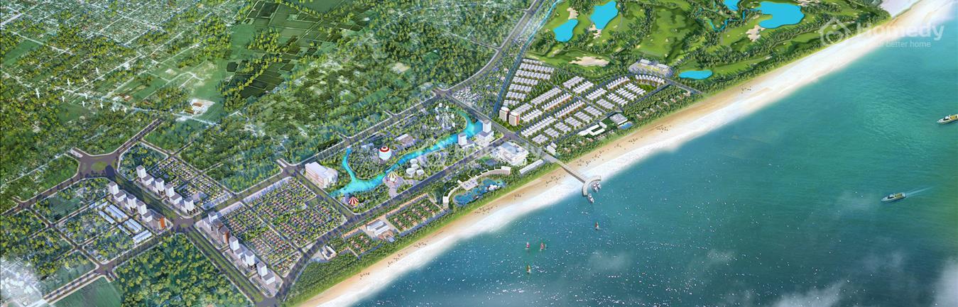 Khu du lịch nghỉ dưỡng FLC Samson Beach & Golf Resort