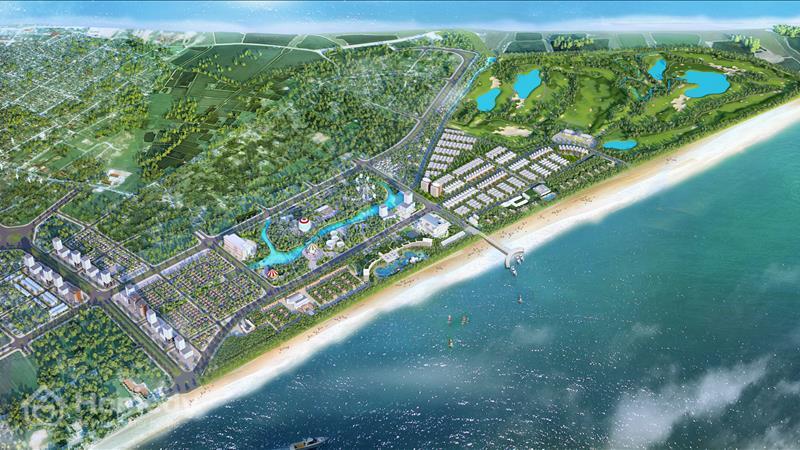 Dự án FLC Samson Beach & Golf Resort Thanh Hóa - ảnh giới thiệu