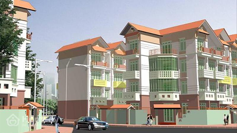 Dự án Khu nhà ở Phú Thượng Hà Nội - ảnh giới thiệu