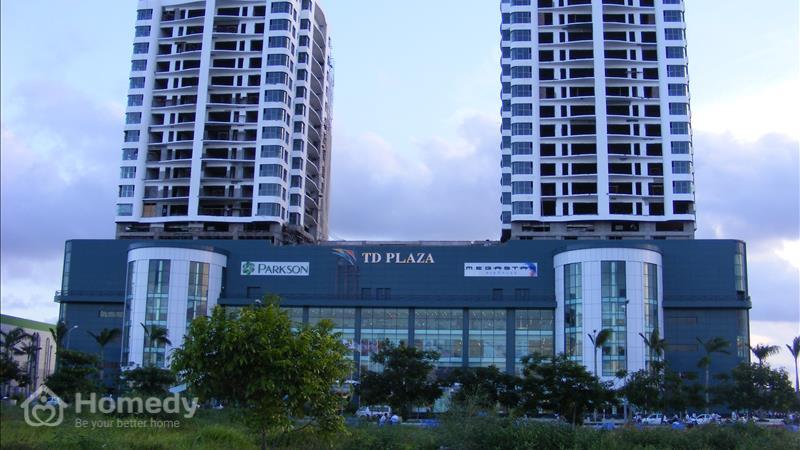 Dự án Tòa nhà TD Plaza Hải Phòng - ảnh giới thiệu