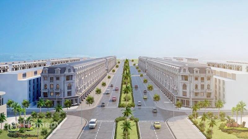 Dự án Thái Bình Dragon City Thái Bình - ảnh giới thiệu