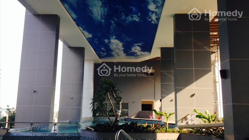 Cho thuê căn hộ cao cấp Galaxy 9 Quận 4 giáp Quận 1, 1 và 2 phòng ngủ, nội thất đầy đủ - 13