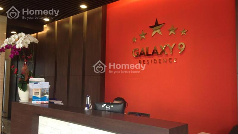Cho thuê căn hộ cao cấp Galaxy 9 Quận 4 giáp Quận 1, 1 và 2 phòng ngủ, nội thất đầy đủ - 14