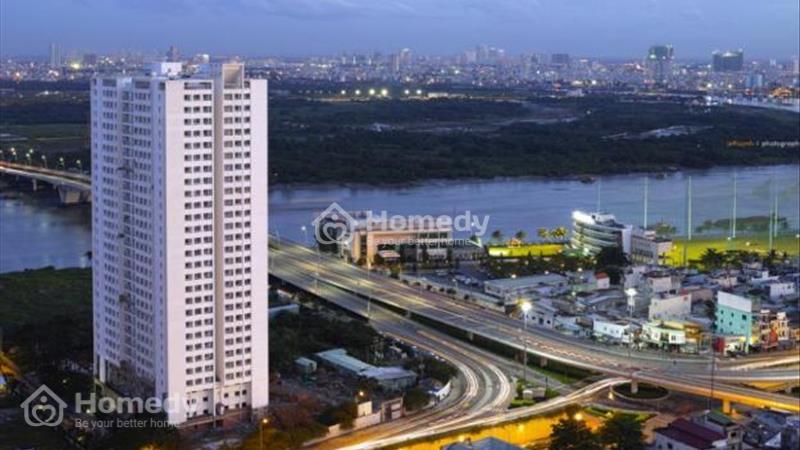 Cho thuê căn hộ Riverside - 90 Nguyễn Hữu Cảnh, Bình Thạnh, giá 12 triệu/tháng  - 6
