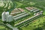 Khu dân cư Phú Mỹ được quy hoạch trên khu đất rộng 22 ha, với 466 lô đất nền nhà phố và biệt thự.