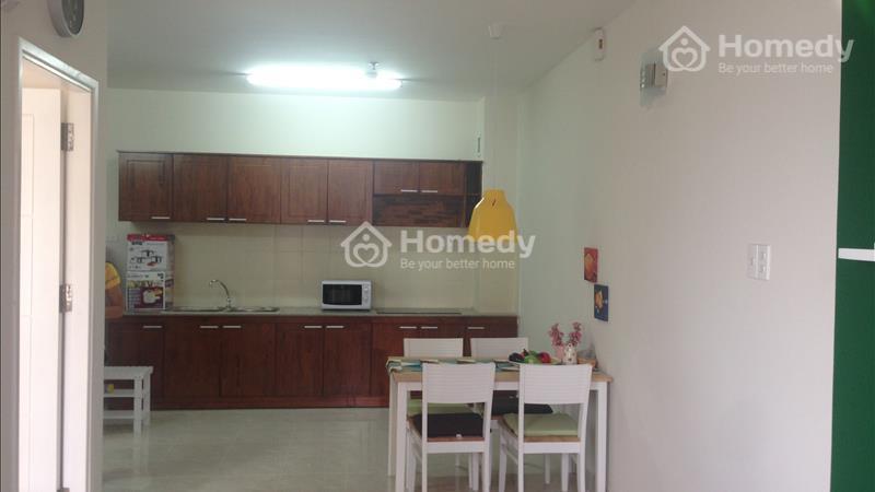 Cho thuê căn hộ Riverside - 90 Nguyễn Hữu Cảnh, Bình Thạnh, giá 12 triệu/tháng  - 2