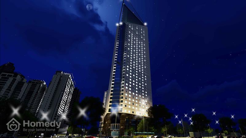 Dự án Tháp Doanh Nhân - Boss Tower Hà Nội - ảnh giới thiệu