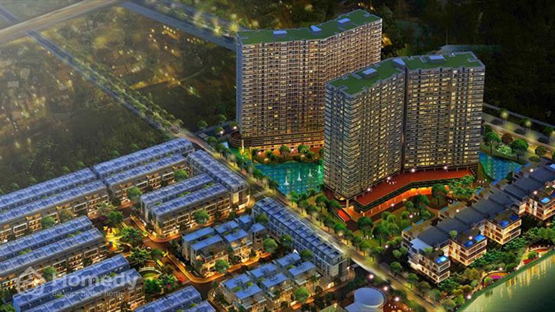 Dự án Khu phức hợp Jamona City TP Hồ Chí Minh - ảnh giới thiệu