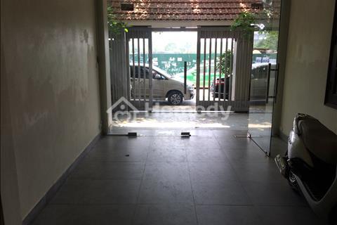 Cho thuê biệt thự tại khu đô thị Mễ Trì Hạ, diện tích 125 m2, 3,5 tầng
