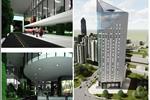 Dự án được quy hoạch thêm hàng nghìn m2 văn phòng, khách sạn, trung tâm thương mại để phục vụ cho các hoạt động vui chơi, giải trí, thương mại và dịch vụ hiện đại khác, hứa hẹn sẽ mang đến cho khu vực dự án cũng như khu vực Hà Đông một diện mạo hoàn toàn mới.