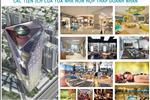 Tháp Doanh Nhân được thiết kế riêng một phần không gian bên ngoài bao gồm diện tích trung tâm thương mại, căn hộ khách sạn với mục đích bố trí đầy đủ các loại hình dịch vụ phục vụ cư dân như: Bể bơi, phòng tập gym, spa, thư viện, phòng sinh hoạt cộng đồng…
