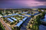 Khu đô thị Lakeview City tọa lạc tại Quận 2, Thành phố Hồ Chí Minh, hạ tầng kỹ thuật và hạ tầng giao thông đồng bộ, đem đến không gian sống hiện đại cho cư dân.