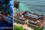 Với tầm nhìn hướng ra biển, biệt thự trên ghềnh đá được thiết kế dựa theo địa hình, xây dựng bên trên những tảng đá nằm ven cạnh eo biển Mũi Ông Đội thuộc quần thể kiến trúc Premier Village Phú Quốc có tầm nhìn thoáng, vì vậy khi mở những cửa sổ lớn ra phía trước, du khách có thể ngắm toàn cảnh bãi biển.