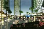 """Đến với Chung cư D' Capitale khách hàng có thể cảm nhận rõ hiện thân về một """"Kiến Trúc Xanh"""" văn minh và hiện đại. Hệ thống nhà ở chung cư cùng quần thể tiện ích đẳng cấp hiện đại nằm xen kẽ với cảnh quan xanh, tạo không gian gần gũi thân thiện với môi trường"""