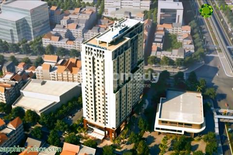 Bán căn hộ 4 phòng ngủ, 2 WC cực ít trên thị trường tại Sapphire Palace số 4 Chính Kinh, giá 21 triệu/m2