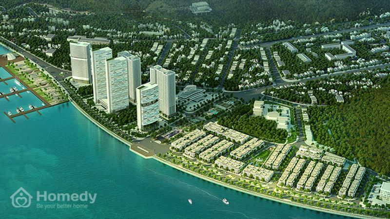 Dự án Vinhomes Dragon Bay Quảng Ninh - ảnh giới thiệu