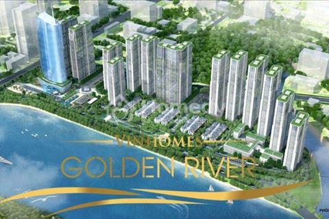 Thông tin chi tiết - Chính sách - Giá bán Vinhomes Golden River Ba Son