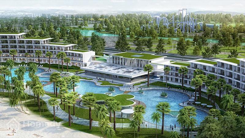 Dự án Fusion Resort Sầm Sơn - FLC Samson Beach & Golf Resort Thanh Hóa - ảnh giới thiệu